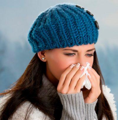 las alergias de invierno